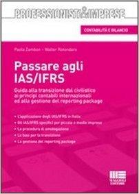 Passare agli IAS IFRS