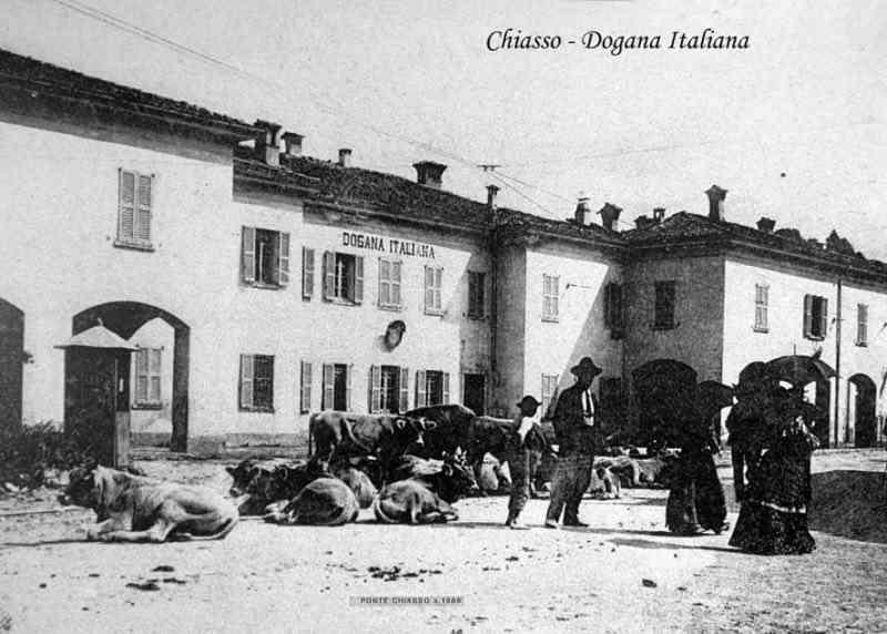 Dogane-Italia