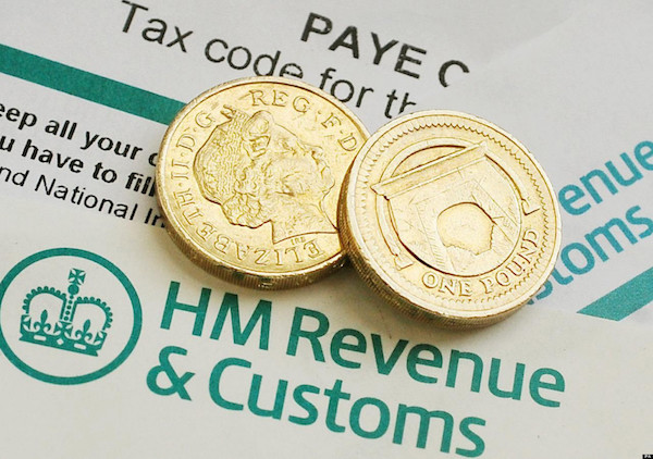 HM Revenue and Customs failures