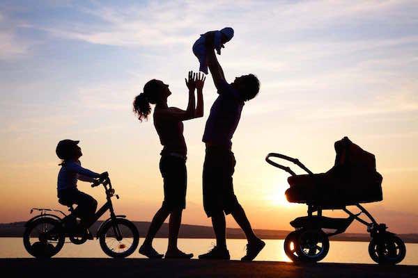 Prendersi cura della famiglia