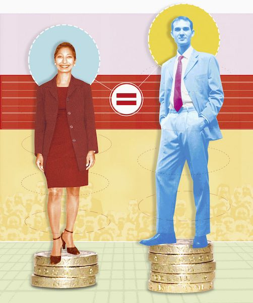 divario uomo donna retribuzioni
