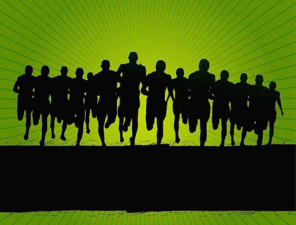 la maratona del successo