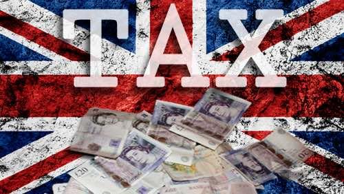 tasse regno unito